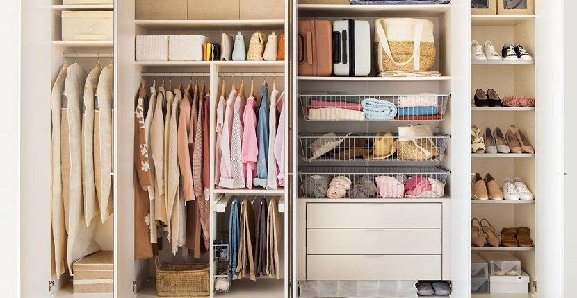Humedad en los armarios