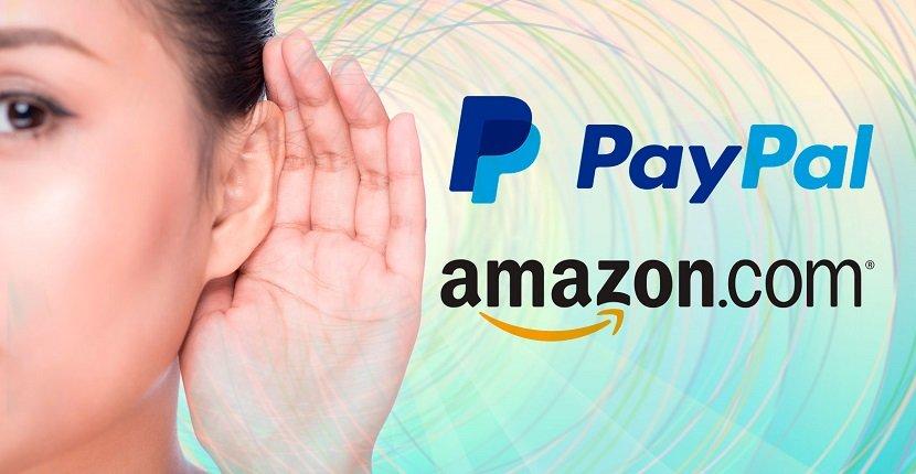 Paypal en Amazon