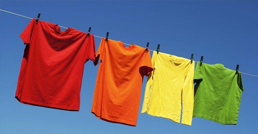 Secar bien la ropa