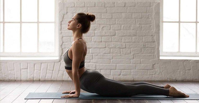 Yoga contra el dolor de regla