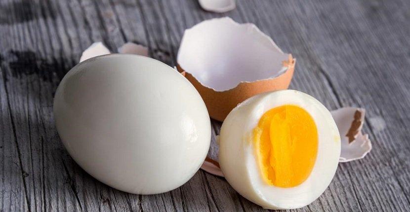 Cómo congelar huevos cocidos