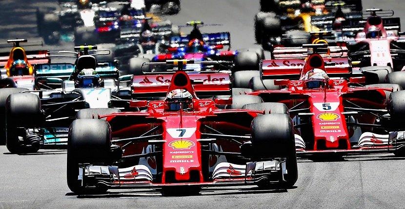 Cómo ver la Fórmula Uno en directo