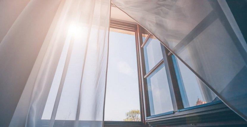 Refrescar tu casa ventilando