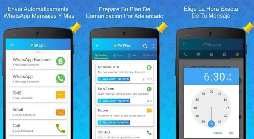 Imagen de la aplicación SKEDit