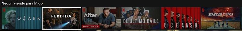 Seguir viendo Netflix