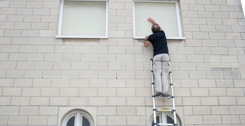 Como no limpiar las persianas