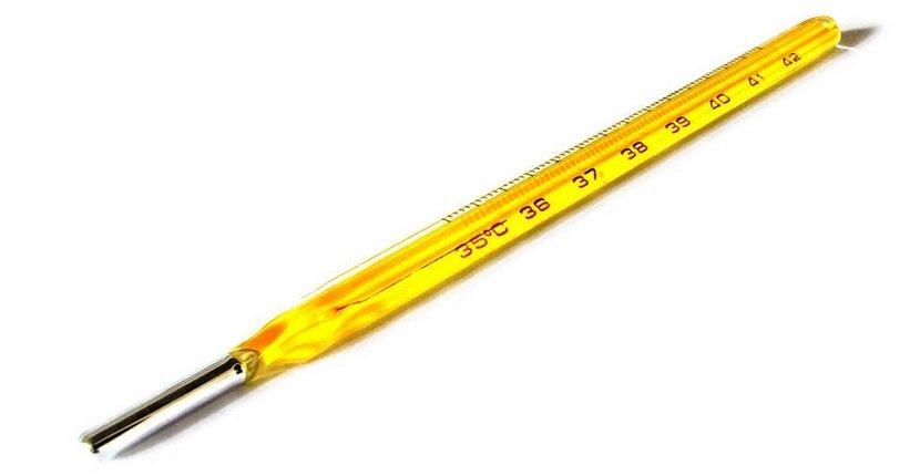 Termometro para medir la fiebre