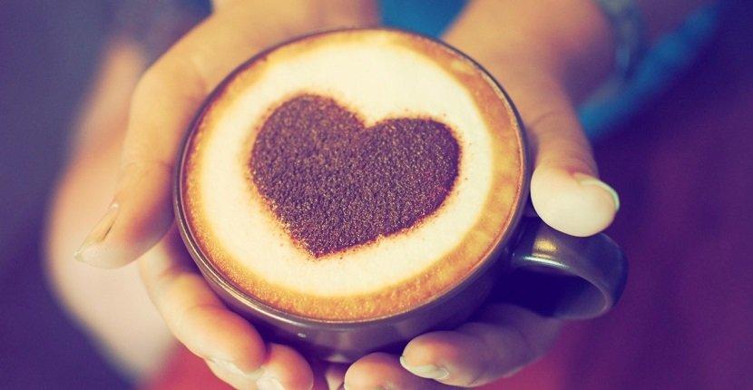 Cómo hacer un corazón en el café paso a paso