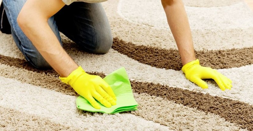 Cómo limpiar los diferentes tipos de alfombras que existen