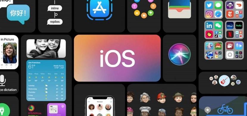 Batería iOS 14
