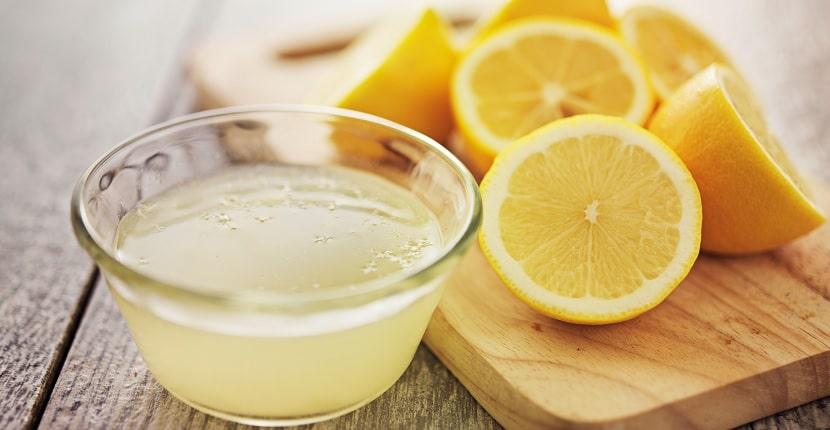 Cómo eliminar las estrías blancas con zumo de limón