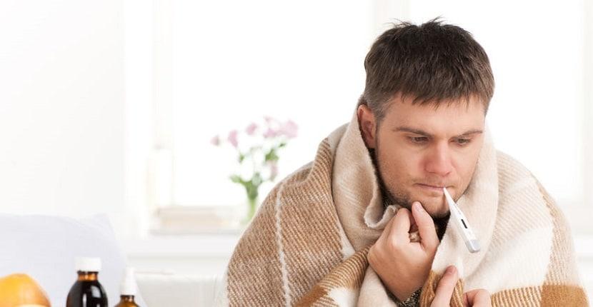 Fingir gripe