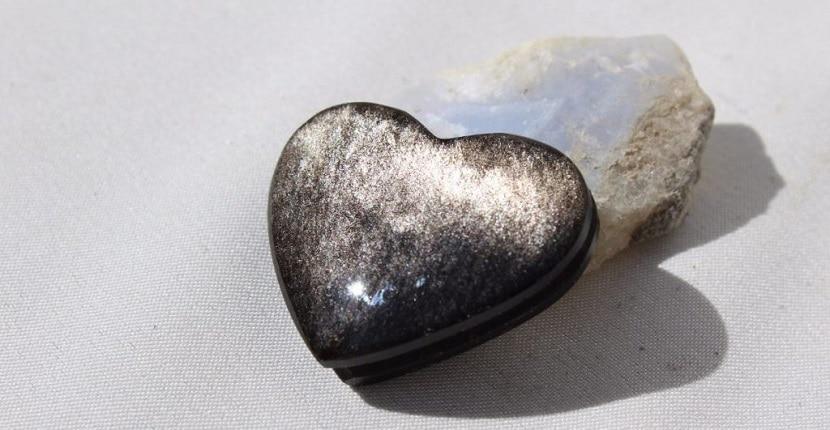 Piedra obsidiana